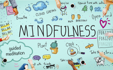 Mindfulness Groups with Ms. Davis Featured Photo