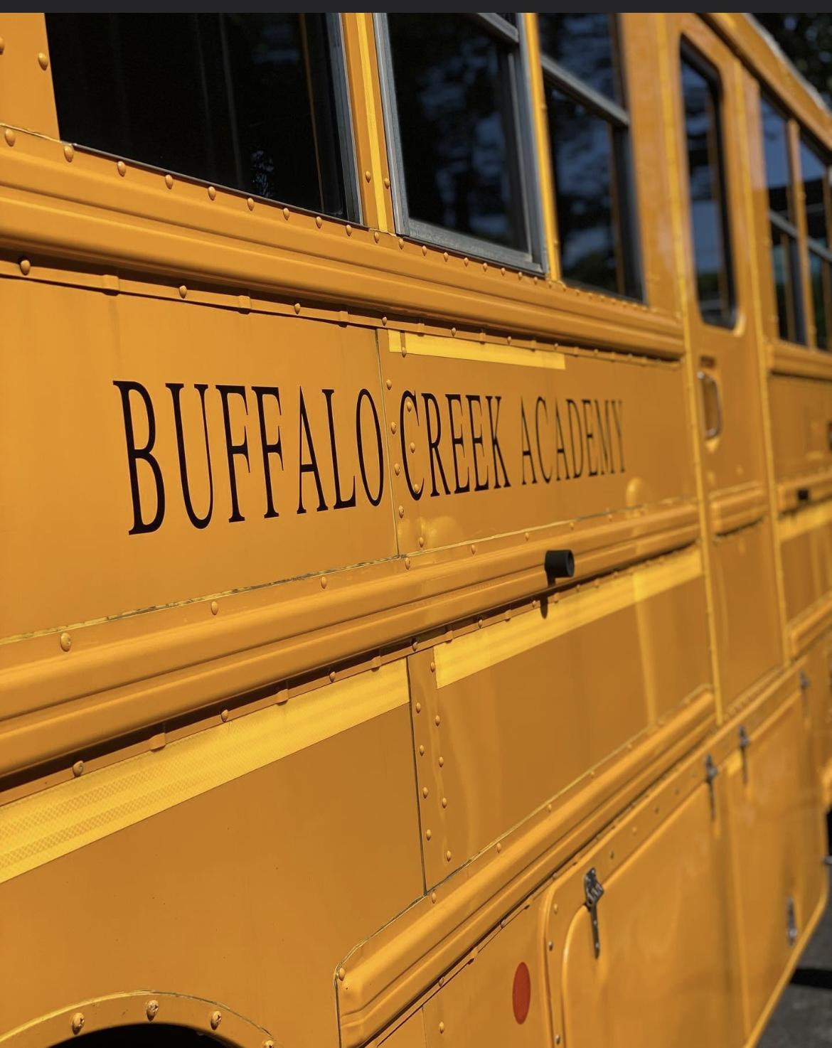 Picture of Buffalo Creek Academy Bus