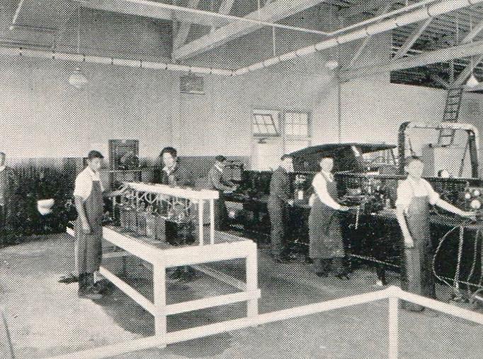 battery shop 1928