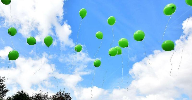 Coach Aaron Houston Balloon Release Featured Photo