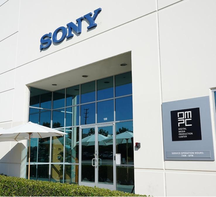 Filmmaking Students Go to Sony Featured Photo