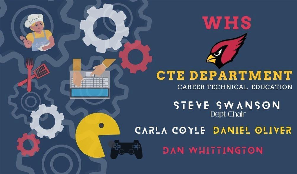 WHS CTE Dept
