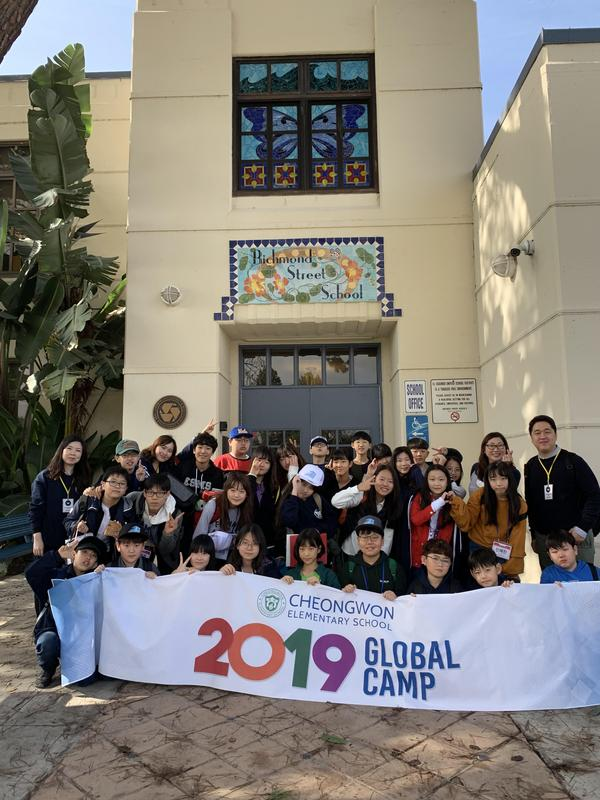 El Segundo Unified School District Hosts Korean Students for Week of Educational and Cultural Exchange Featured Photo