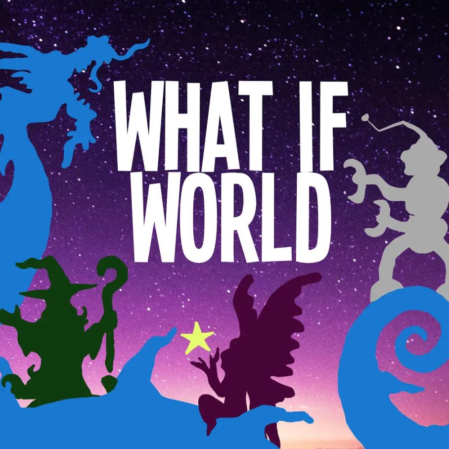 Logo: What If World