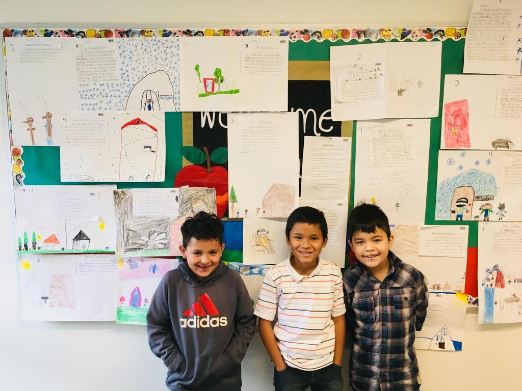 3rd Grade Stars