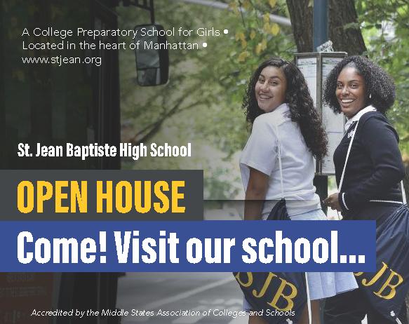 Virtual open house flyer