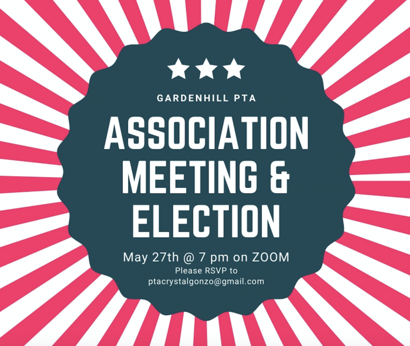 PTA Elections and Association Invite Featured Photo