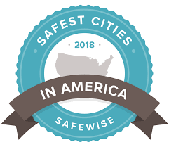 SafeWise 2018 Safest Cities to Raise Children