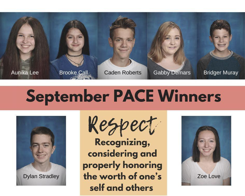 Sept PACE