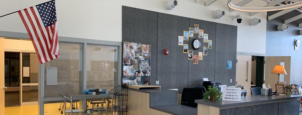 JCHS Media Center