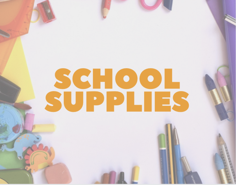 2021-2022 Supply Lists Now Available! Featured Photo