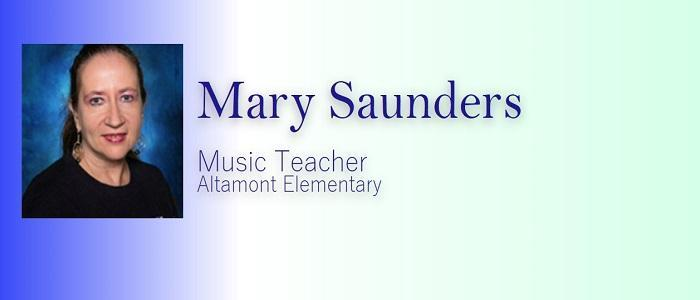 Mary Saunders