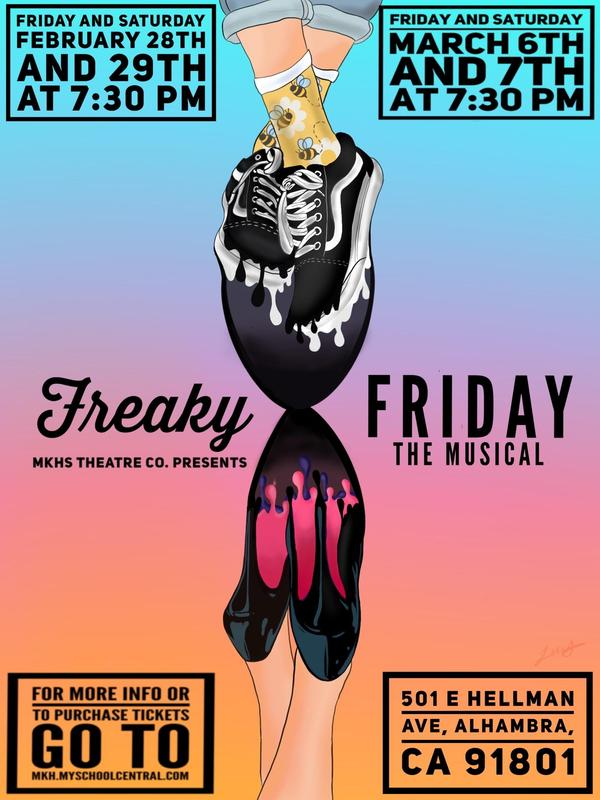 FREAKY FRIDAY, The Musical! Featured Photo