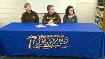 Grant Norman signs with Valparaiso! Featured Photo