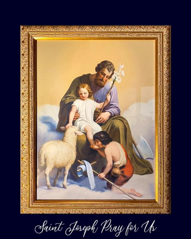 Solemnity of Saint Joseph - March 19th Featured Photo
