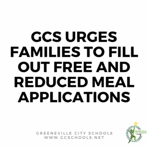 Free and Reduced Application