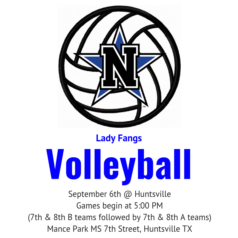 NJH Volleyball - First Game of the Season! Featured Photo