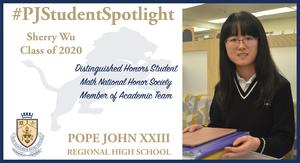 Sherry Wu Student Spotlight