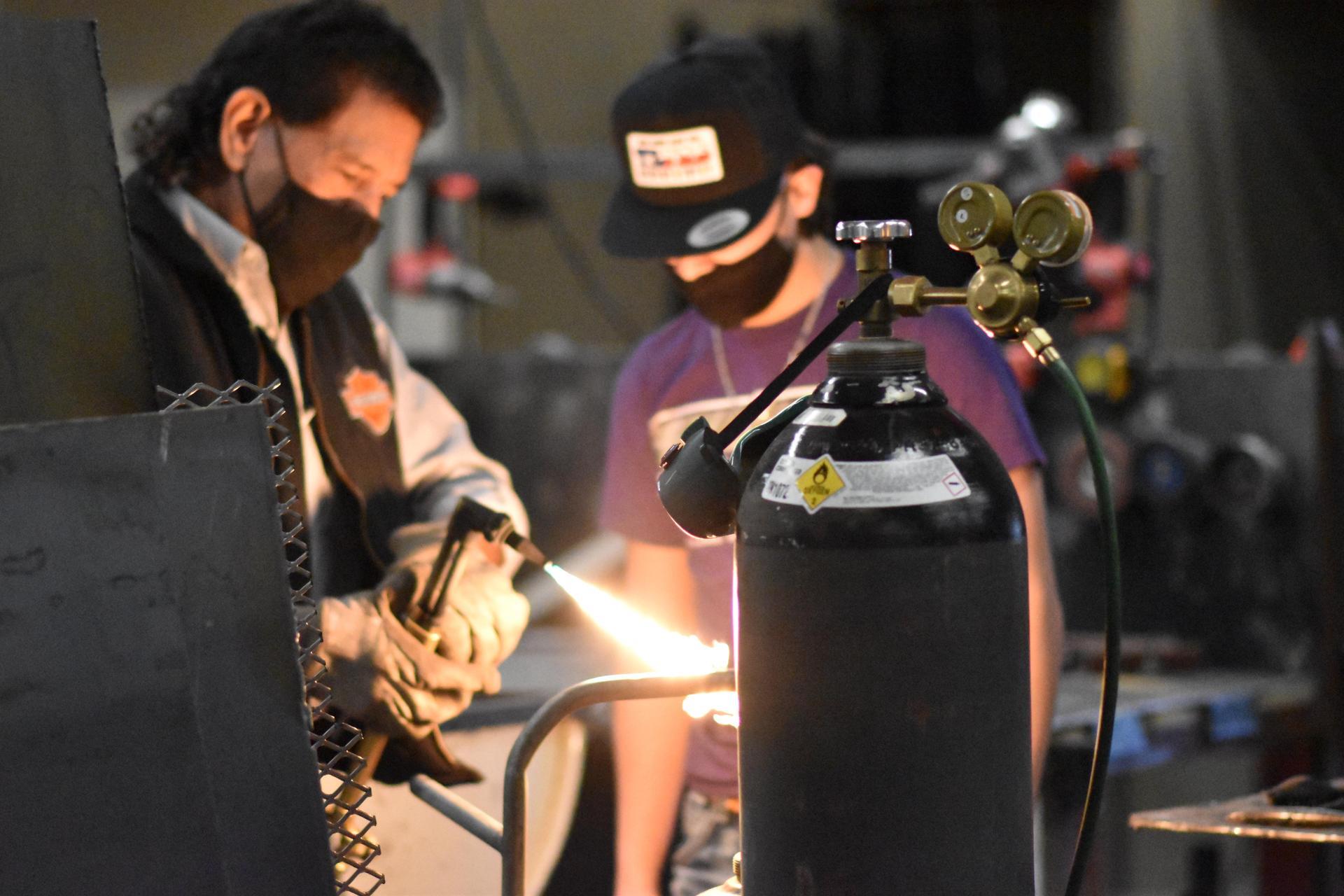 welding SEMINOLE HIGH SCHOOL