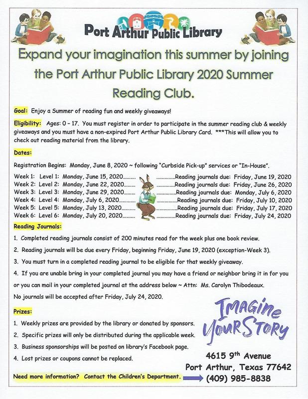 PA Public Library Summer Reading Club Featured Photo