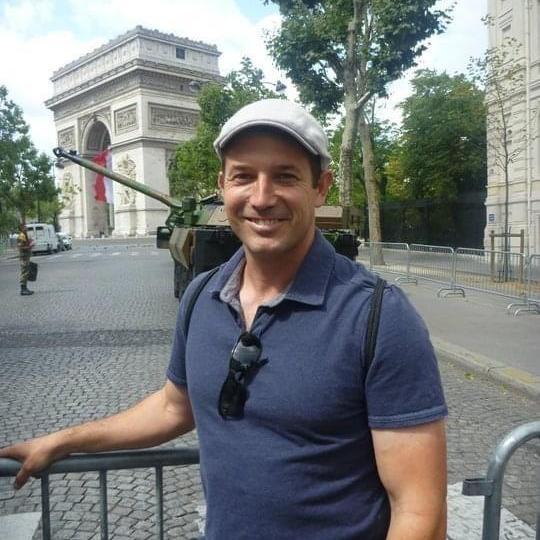 Brian Garcia-O'Leary's Profile Photo