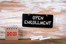 STAFF - Annual Open Enrollment for Insurance & Tax Deferred Deductions is here! Thumbnail Image