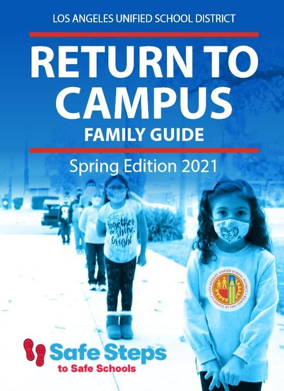 Return to Campus Family Guide Featured Photo