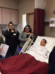 Getting nursing demo