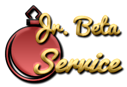 Jr. Beta Service - Deadline for Donations is December 17 Featured Photo