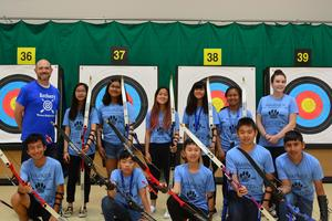 Warner Archery Team