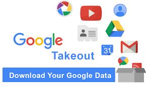 Google Take Out Logo