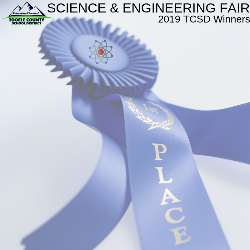 Science and Engineering Fair 2019 graphic