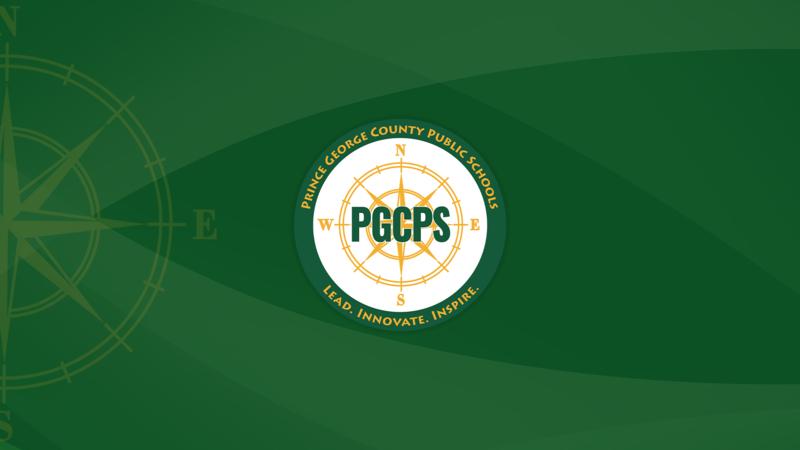 Prince George Public Schools logo