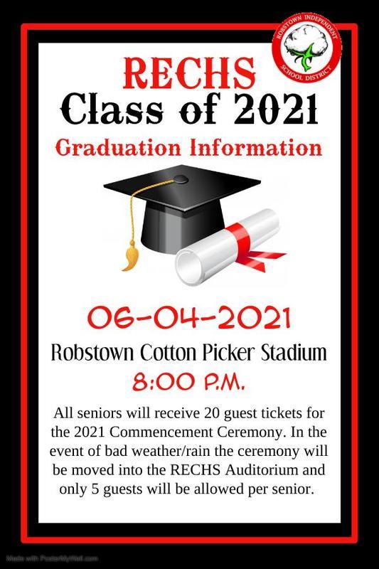 Graduation Ticket Information Featured Photo