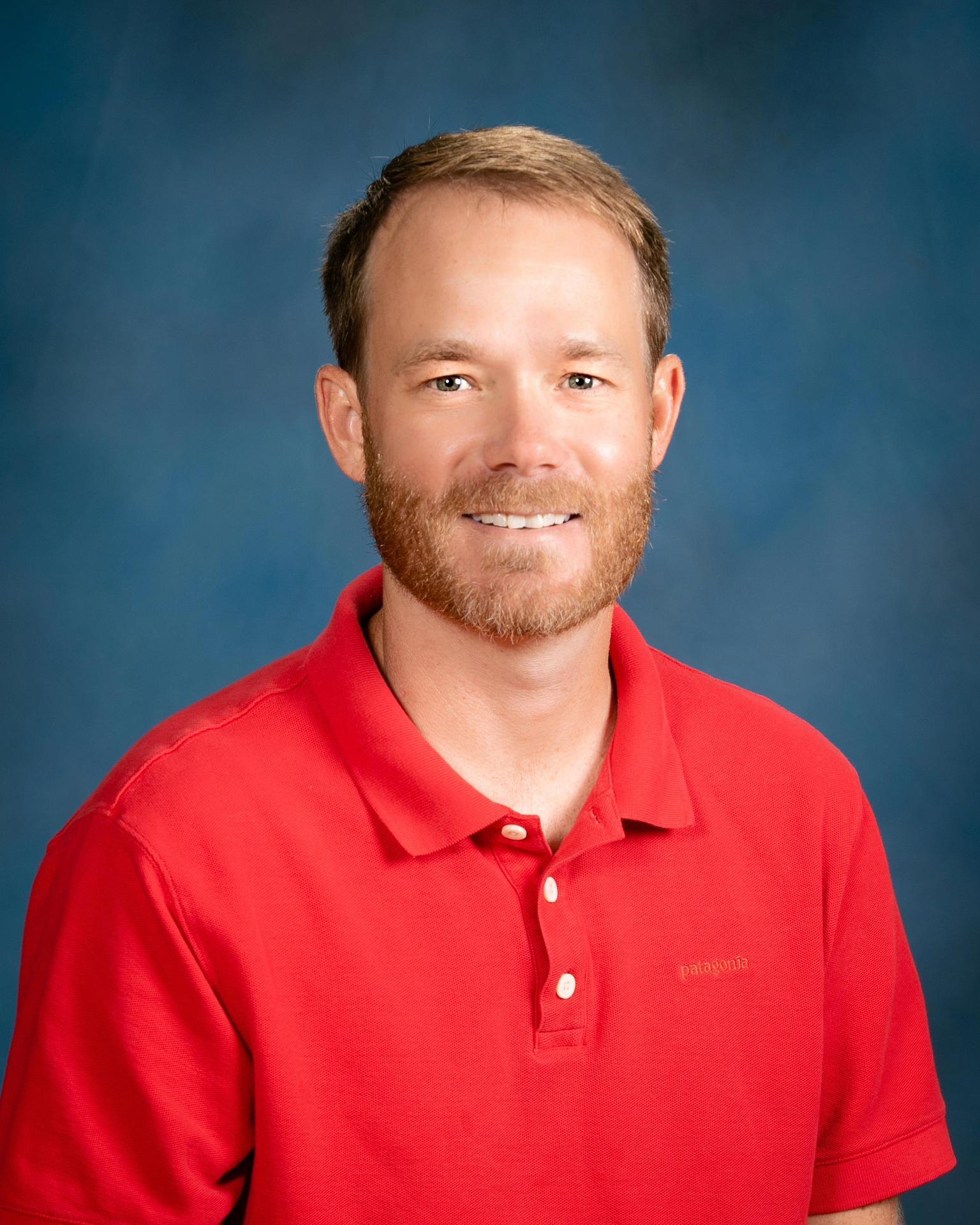 Picture of Assistant Principal Josh Snider