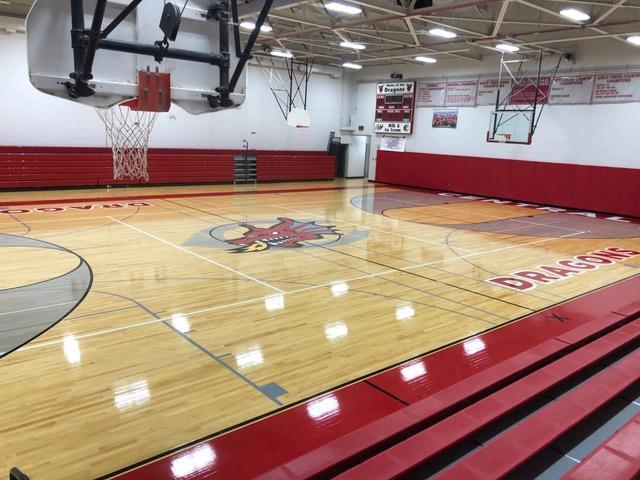 Renovated CHS Gymnasium