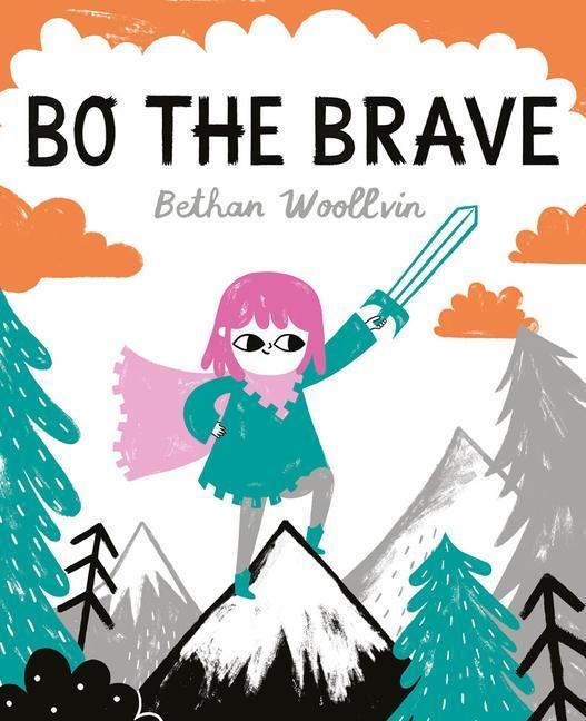 Bo the Brave Cover