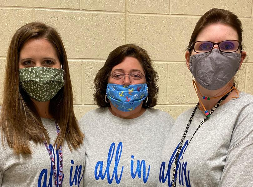 Meet our 5th Grade Teachers and Assistant!