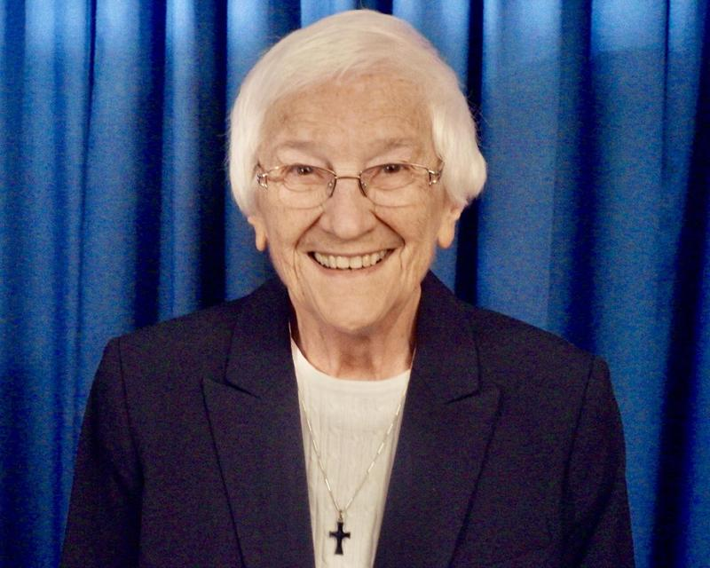 UC Principal Sister Percylee Hart, RSM, Will Receive Lifetime Achievement Award from Union County Commission on the Status of Women Thumbnail Image