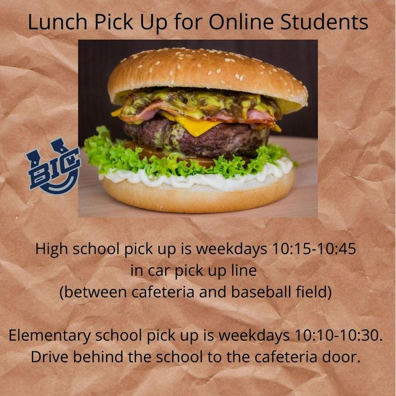 Lunch Pick Up Featured Photo