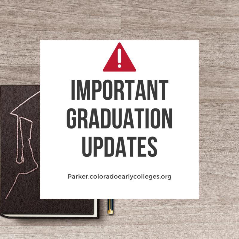 Important Graduation Updates! Featured Photo
