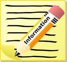 Public Information Clip Art
