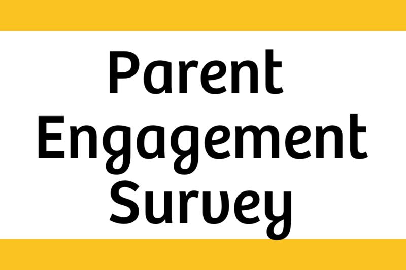 parent engagement survey