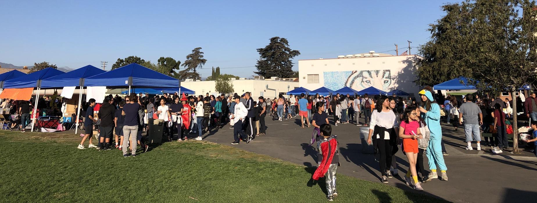 Marguerita School events