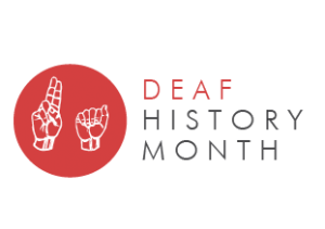 Deaf and Hearing Impaired History Month Featured Photo