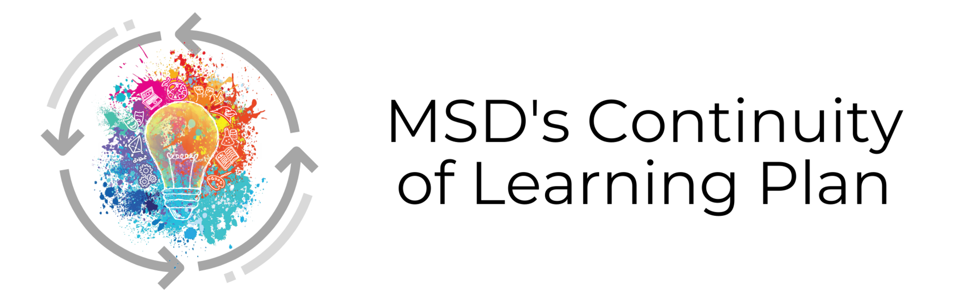 MSD's Continuity of Learning Plan
