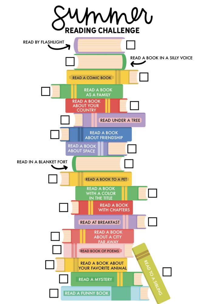 summer reading idea