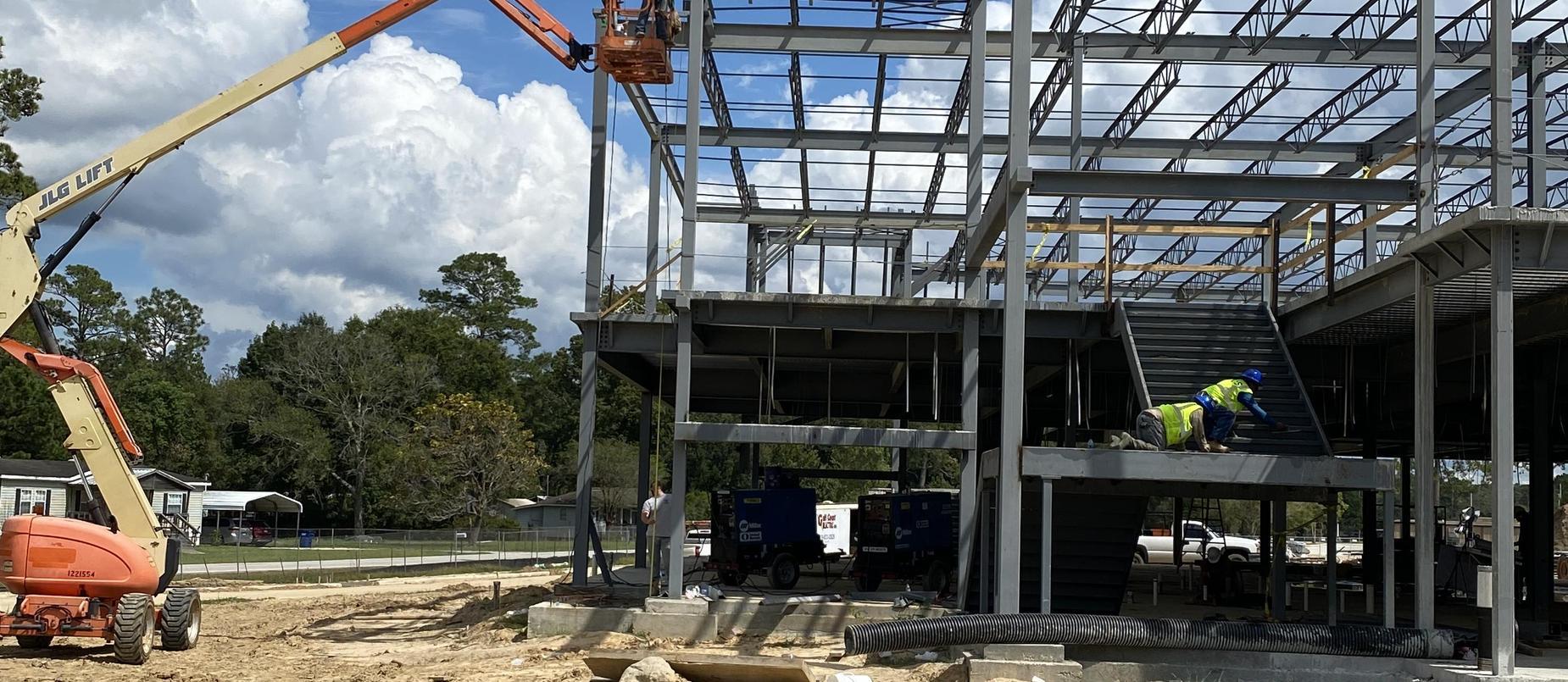 New Intermediate Campus Bond Project