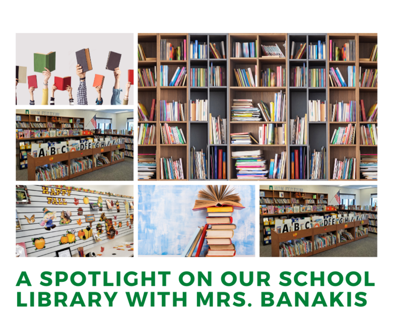 A spotlight on our school Library Featured Photo