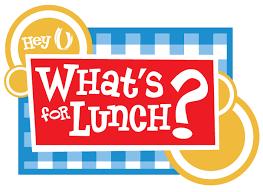 Lunch menu picture